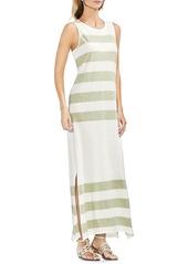 Vince Camuto Striped Maxi Dress
