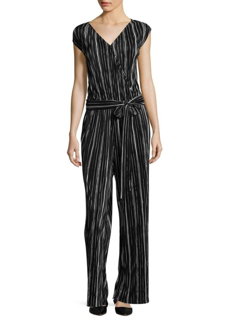 On Sale Today Vince Camuto Vince Camuto Striped Ribbed
