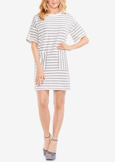 Vince Camuto Striped Shift Dress