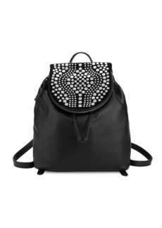 Vince Camuto Studded Leather Backpack