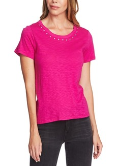Vince Camuto Studded T-Shirt