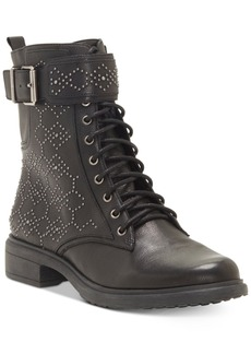 Vince Camuto Tanowie Lace-Up Booties Women's Shoes