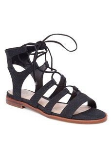Vince Camuto Tany Leather Gladiator Sandals