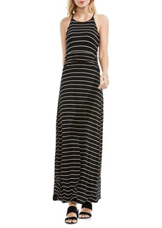 Vince Camuto Tanzania Stripe Maxi Dress