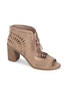 Vince Camuto Tarita Block-Heel Leather Sandals