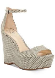 Vince Camuto Tatchen Platform Wedge Sandals Women's Shoes