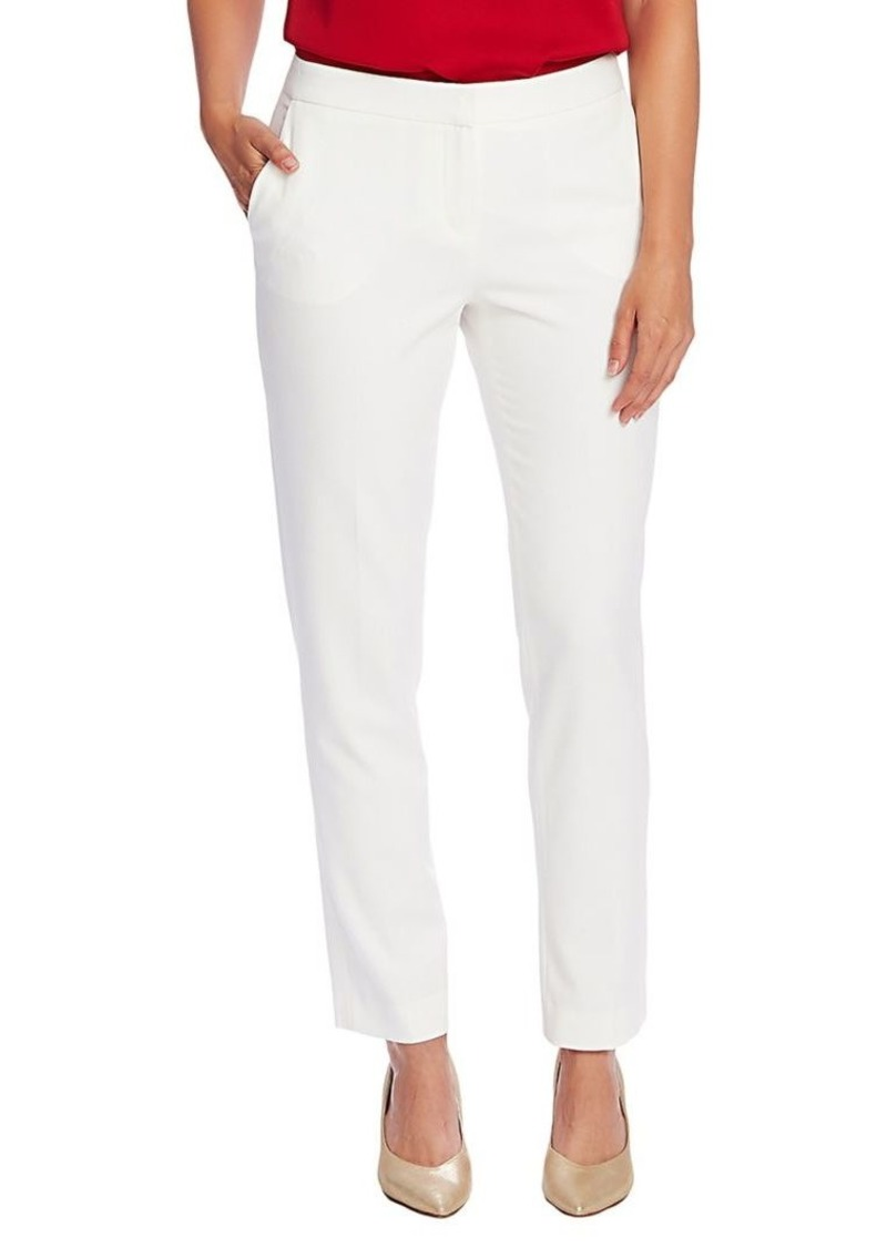 Vince Camuto Textured Ankle Pants