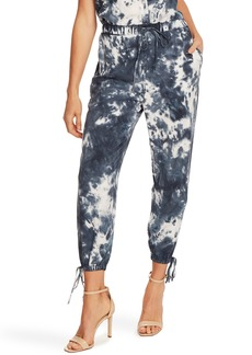 Vince Camuto Tie Ankle Jogger Pants