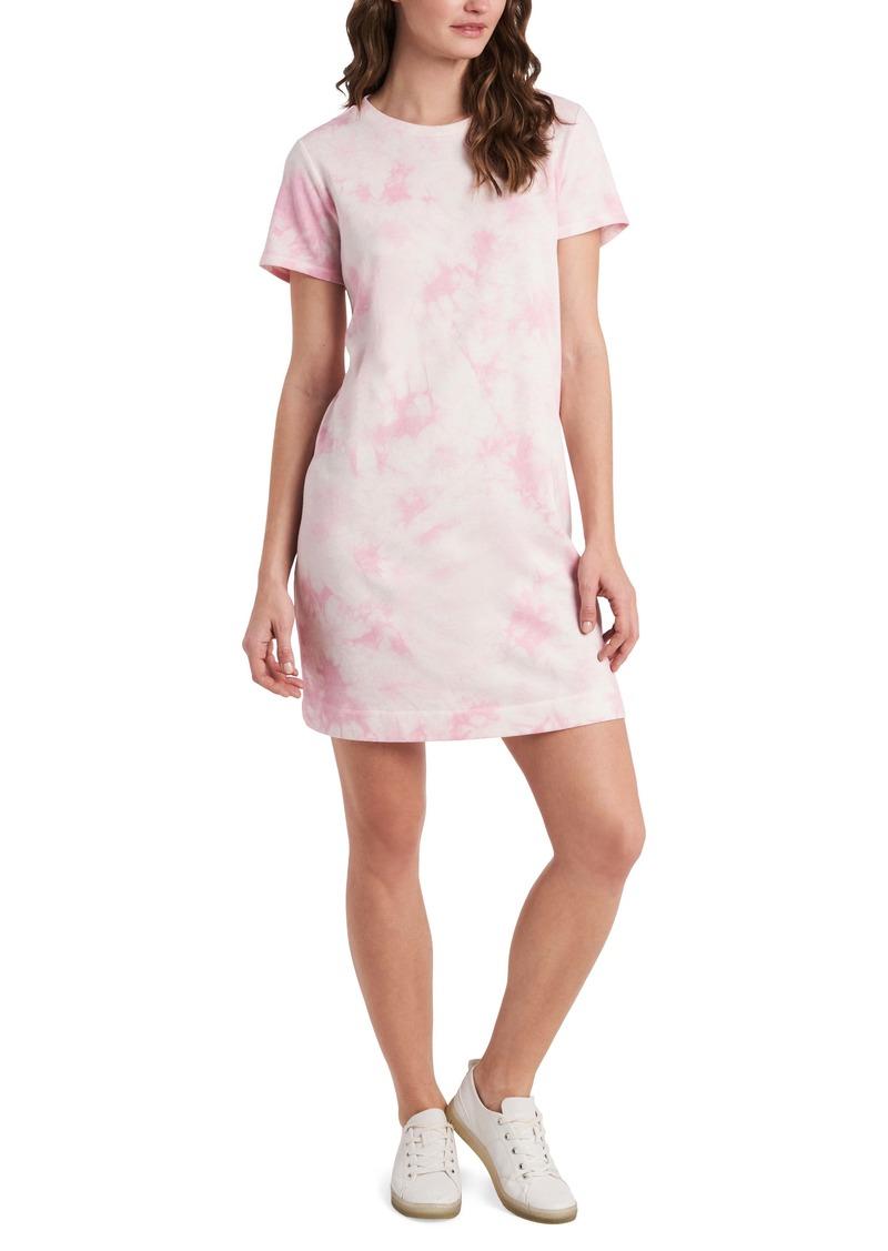 Vince Camuto Tie Dye T-Shirt Dress