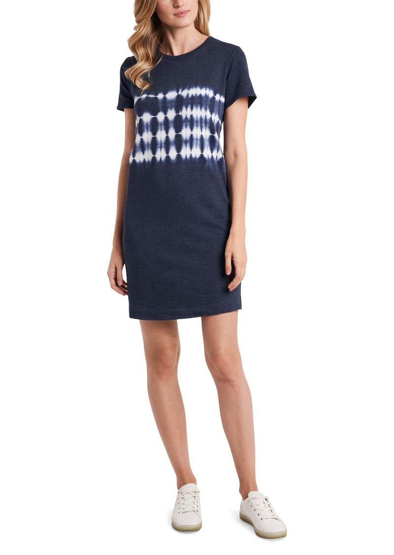Vince Camuto Tie Dye T-Shirt Dress