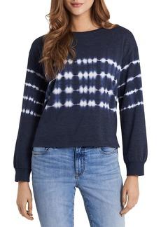 VINCE CAMUTO Tie Dyed Sweatshirt