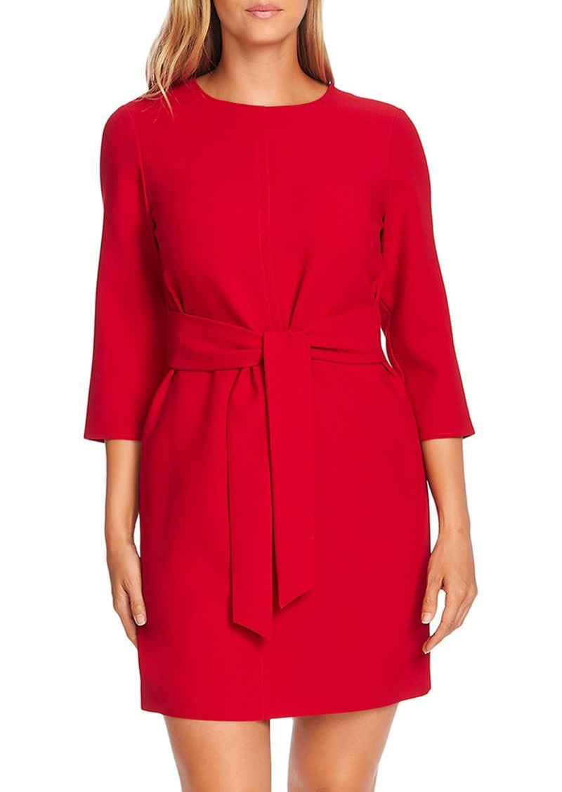 VINCE CAMUTO Tie-Front Dress