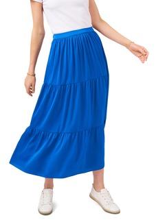 Vince Camuto Tiered Midi Skirt