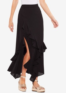 Vince Camuto Tiered Ruffled A-Line Skirt