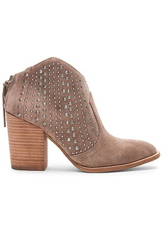 Vince Camuto Tippie Bootie in Taupe. - size 11 (also in 6,6.5,7,7.5,8,8.5,9,9.5)