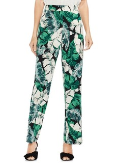 Vince Camuto Tropic Heat Jungle Palm Pants