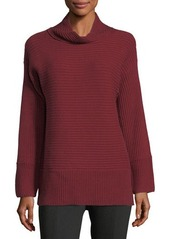 Vince Camuto Turtleneck Ribbed Sweater