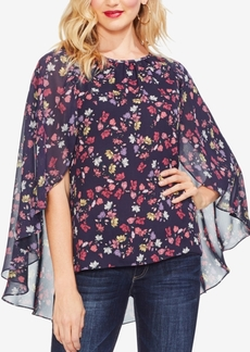 Vince Camuto Twilight Flutter Sleeve Top