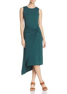 VINCE CAMUTO Twist-Front Asymmetric Midi Dress - 100% Exclusive