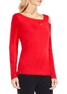 Vince Camuto Twisted One Shoulder Top