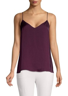 Vince Camuto V-Neck Caged Camisole