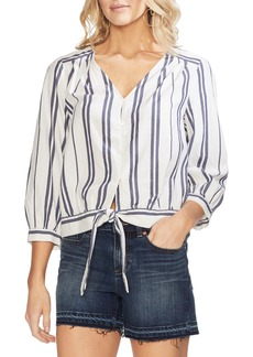 Vince Camuto Valiant Stripe Top