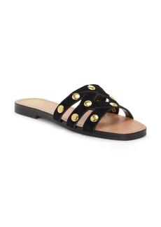 Vince Camuto Vazista Studded Slide Sandal (Women)