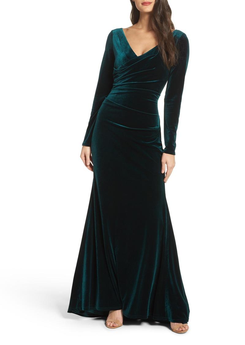 Vince Camuto Vince Camuto Velvet Gown (Regular & Petite) | Dresses