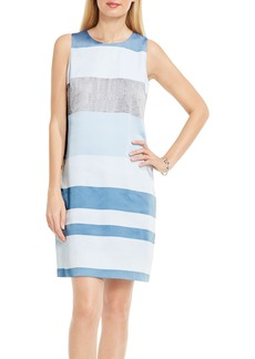 Vince Camuto Veranda Stripe Shift Dress