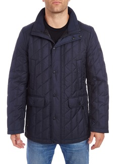 Vince Camuto Water Resistant Down & Feather Puffer Jacket