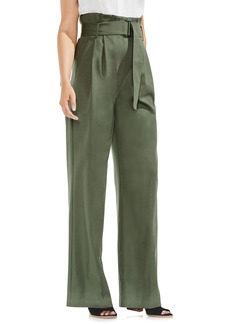 Vince Camuto Wide Leg Belted Pants