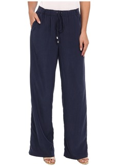 Vince Camuto Wide Leg Drawstring Pant