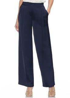 Vince Camuto Wide Leg Front Pleat Pants