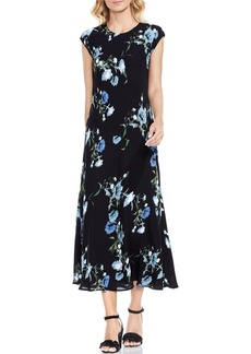 Vince Camuto Windswept Bouquet Dress