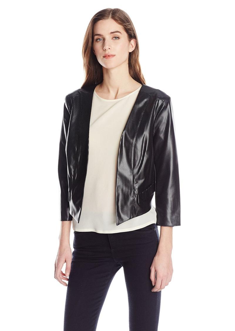 Vince Camuto Women's 3/4 Sleeve Jacket