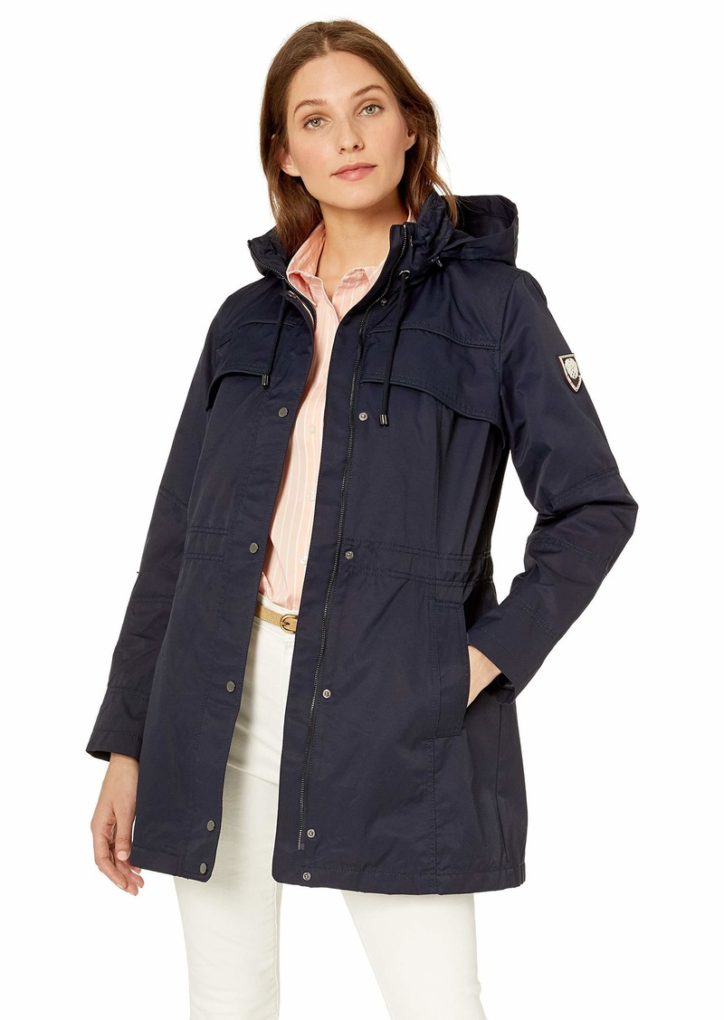VINCE CAMUTO Women's Anorak Jacket  M