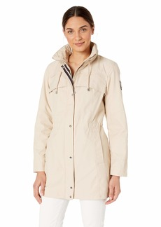 VINCE CAMUTO Women's Anorak Jacket Outerwear  L