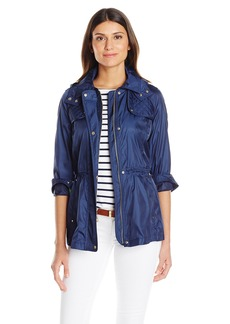 Vince Camuto Women's Anorak with Gun Flaps