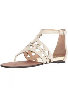 Vince Camuto Women's Arlanian Flat Sandal  9.5 Medium US
