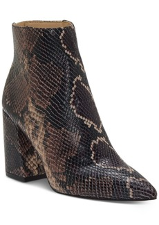 Vince Camuto Women's Benedie Pointed-Toe Booties Women's Shoes