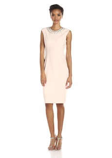 Vince Camuto Women's Cap Sleeve Shift Dress