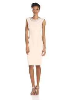 Vince Camuto Women's Cap Sleeve Shift Dress