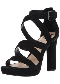 Vince Camuto Women's Catyna Heeled Sandal  8.5 Medium US