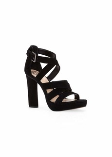 Vince Camuto Women's CATYNA Heeled Sandal   Medium US