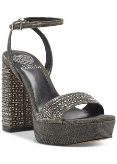 Vince Camuto Women's Chastin Bling Dress Sandals Women's Shoes
