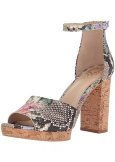 Vince Camuto Women's Ciestie Heeled Sandal   Medium US