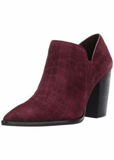Vince Camuto Women's CINTELLA Fashion Boot DKRED 02  M US