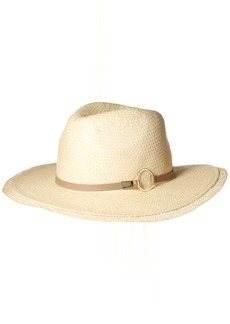 Vince Camuto Women's Clip and Ring Panama Hat