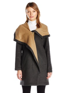 Vince Camuto Women's Double Faced Wool Coat