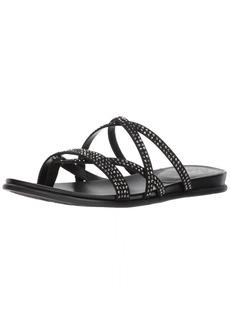 Vince Camuto Women's EVESIE Flat Sandal   M US